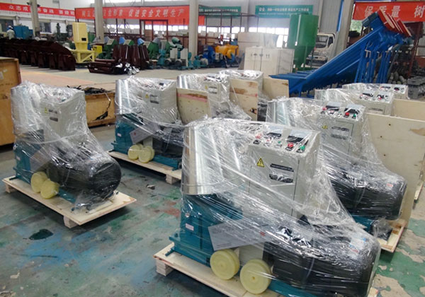 30 Wood Pellet Mills Are Packaged for Indonesia Clients