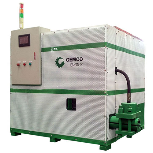 Hydraulic briquette machine for sale gemco biomass equipment