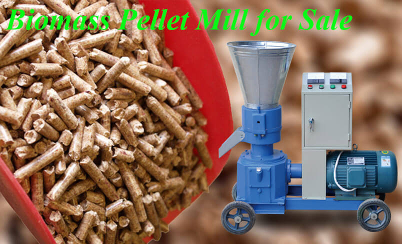 biomass pellet mill for sale