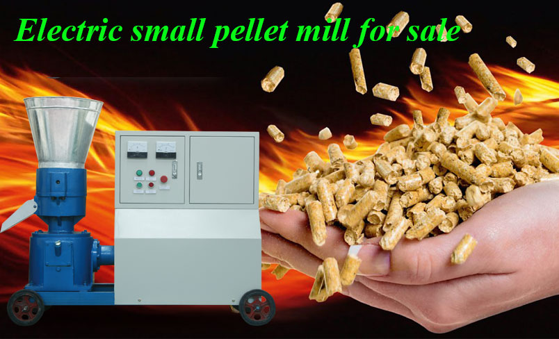 electric pellet mill for sale
